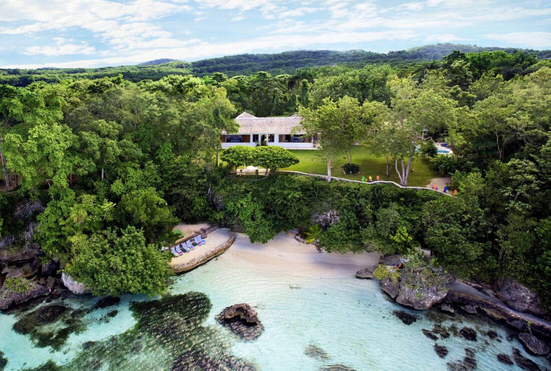 GoldenEye in Jamaica