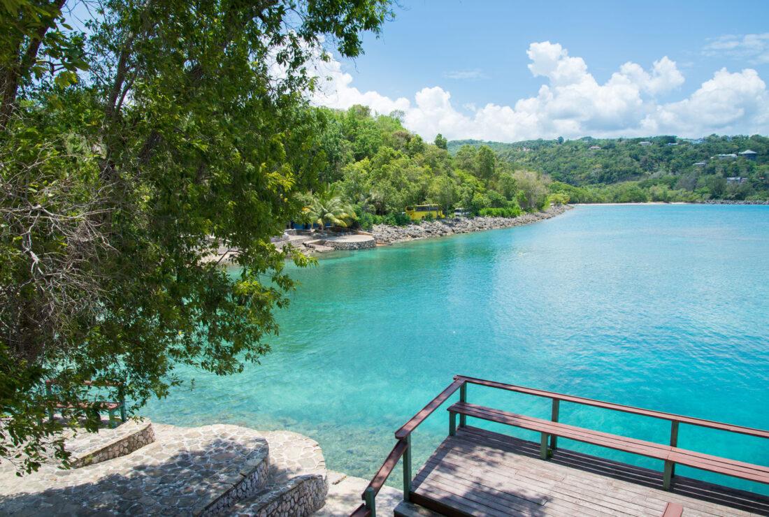 Laughing Waters Beach, Jamaica