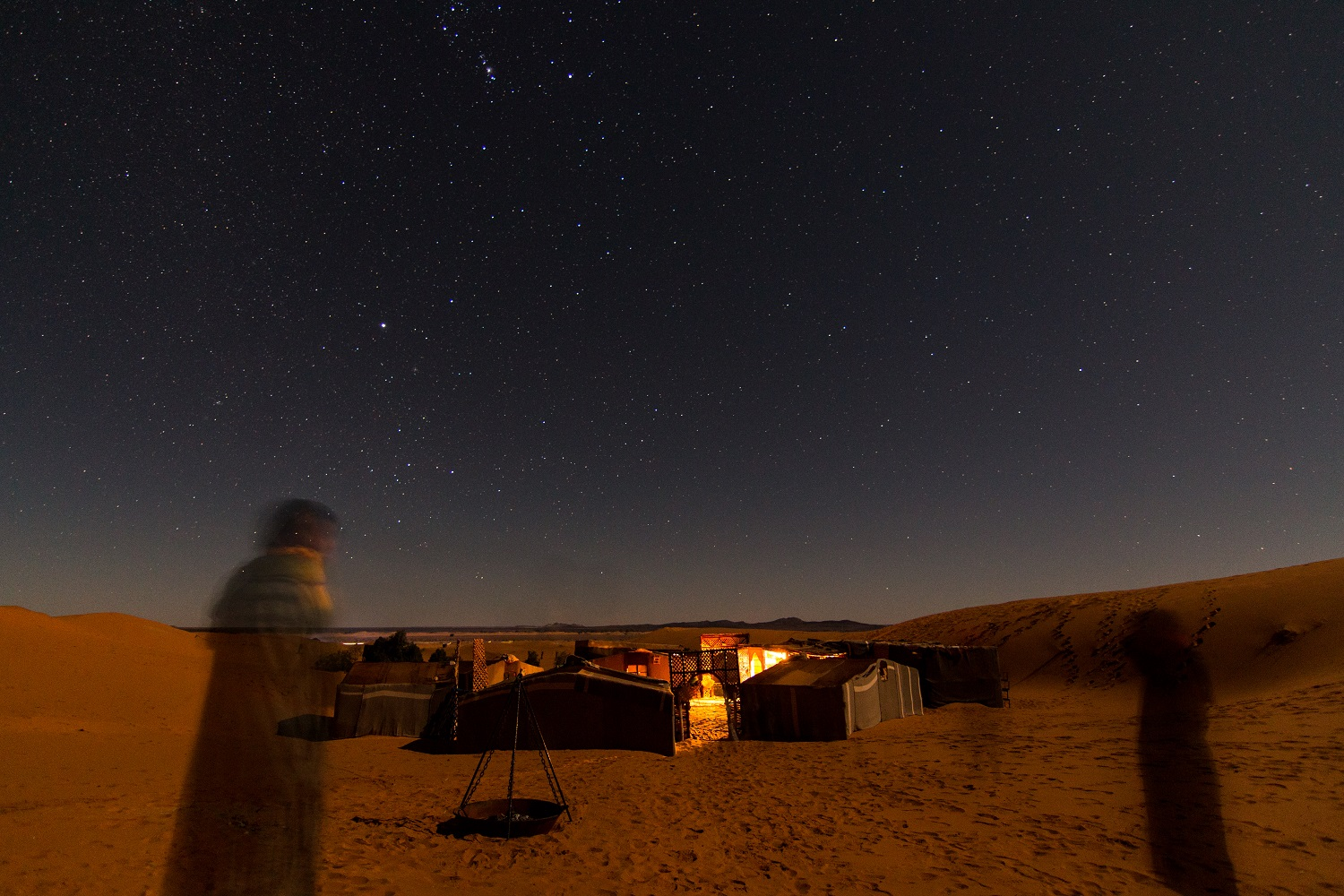 best places to star gaze in morocco