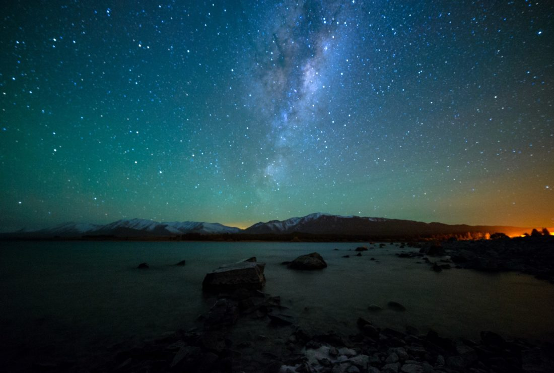 New Zealand best place to stargaze