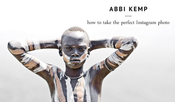 How to take the perfect Instagram photo: Abbi Kemp