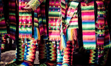 Traditional clothes in Cusco
