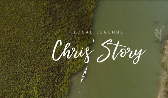 Chris Charleston Story