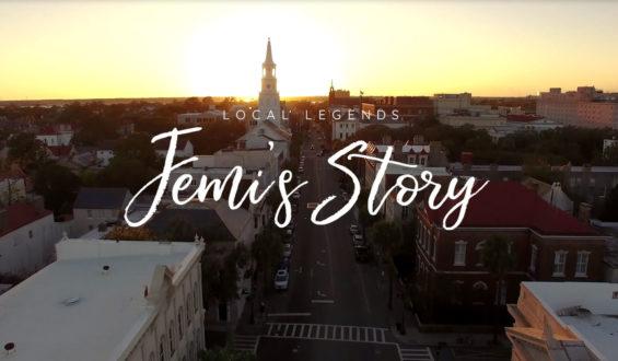 Femi Charleston Story