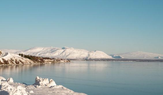 Bjarnagjá, Iceland