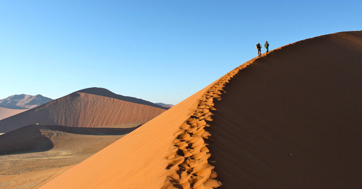 Namibia Forge New Paths