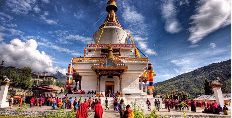 temples of Bhutan