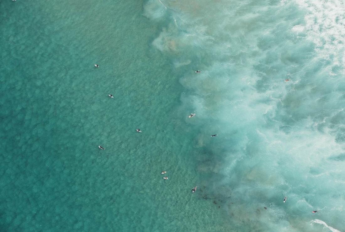 Lucy Laucht Australia Beach Ocean Water