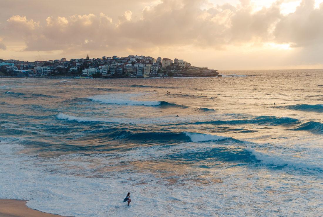 Lucy Laucht Australia Beach