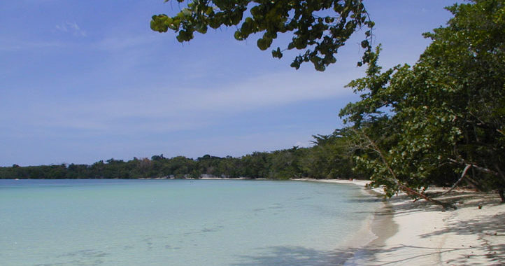 Bloody Bay Beach, Jamaica