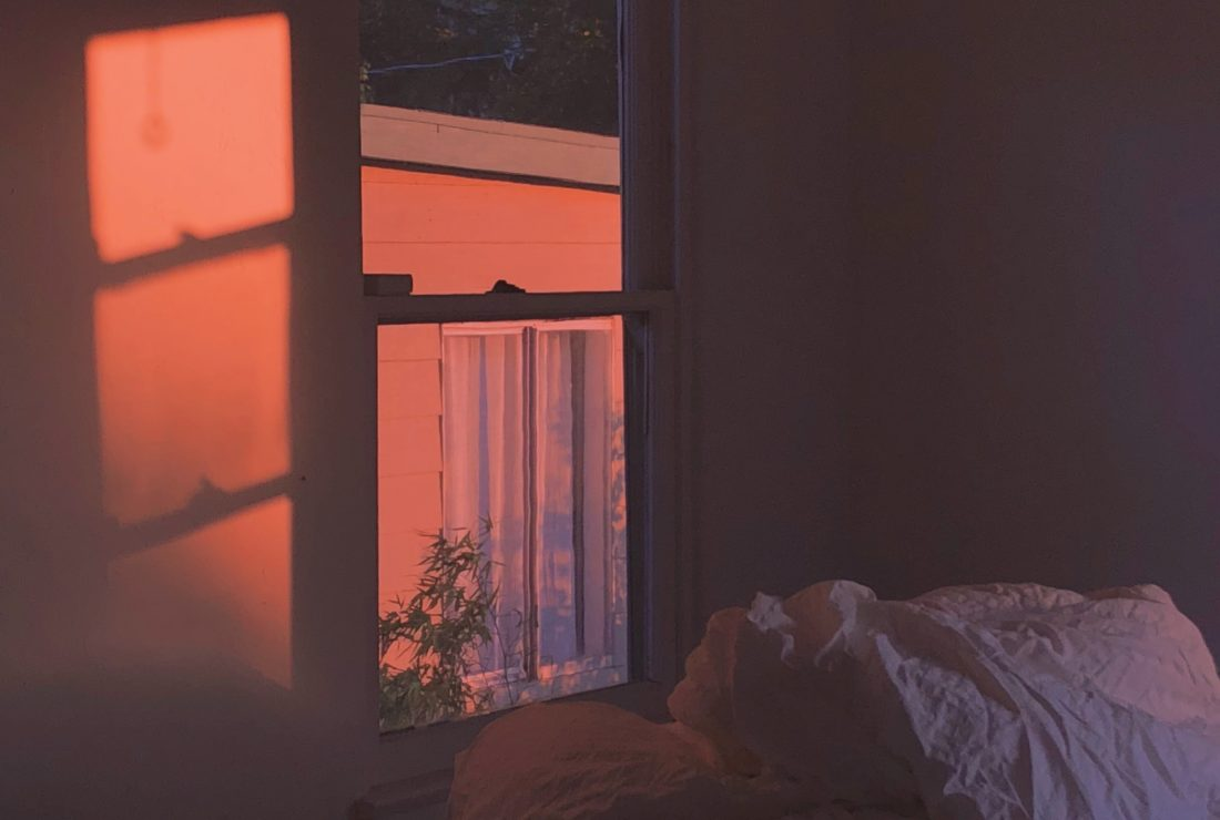 room in echo park by photographer Pia Riverola