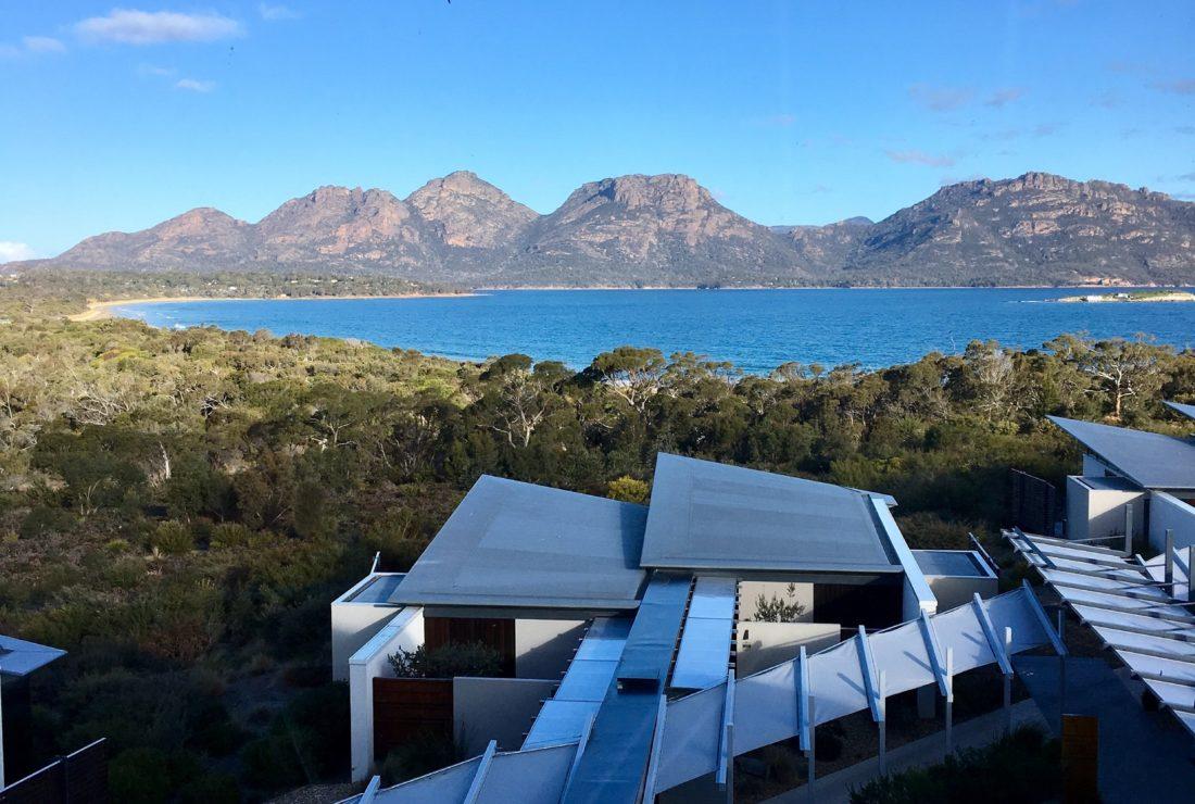 Saffire, Tasmania