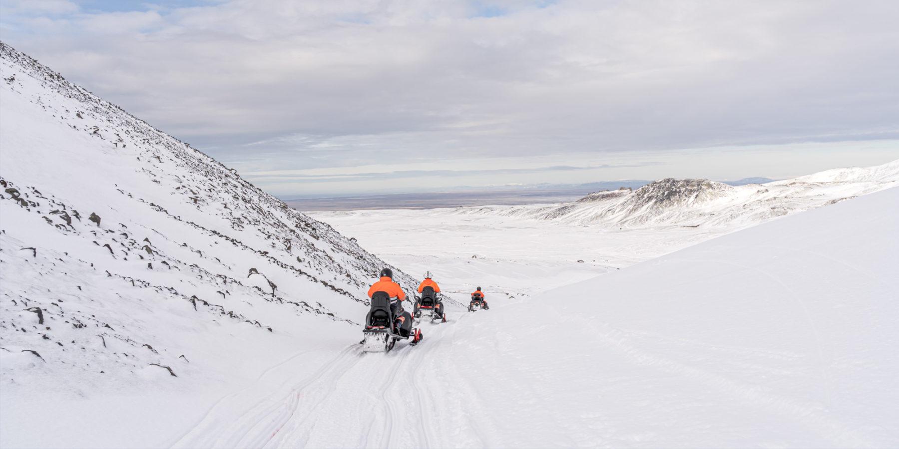 Iceland extreme adventures