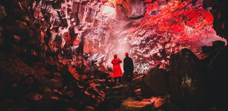 Volcano tour in Iceland