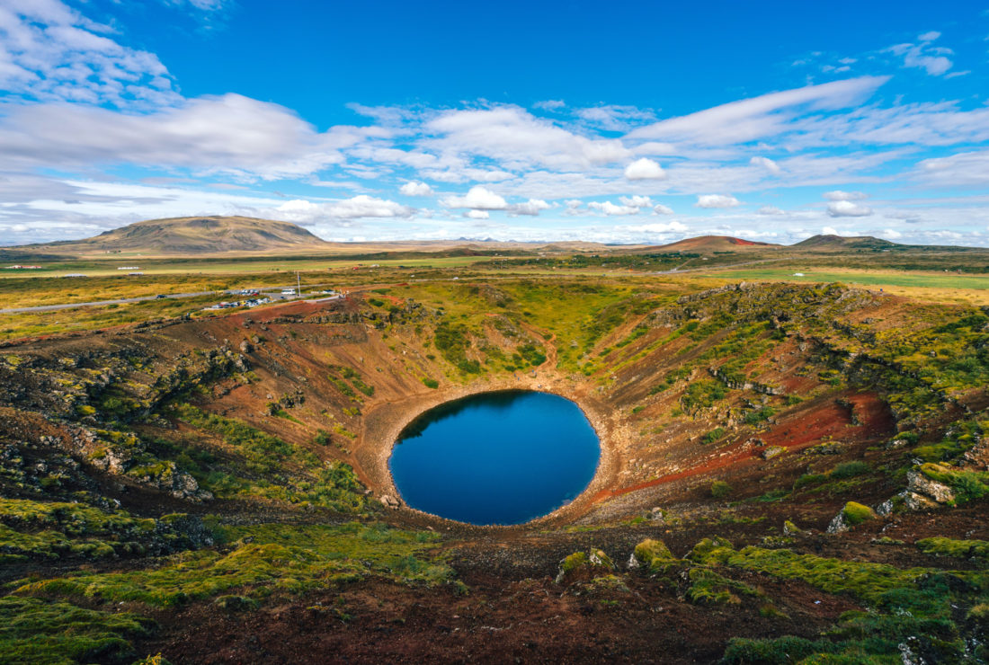 Golden Circle tour in Iceland