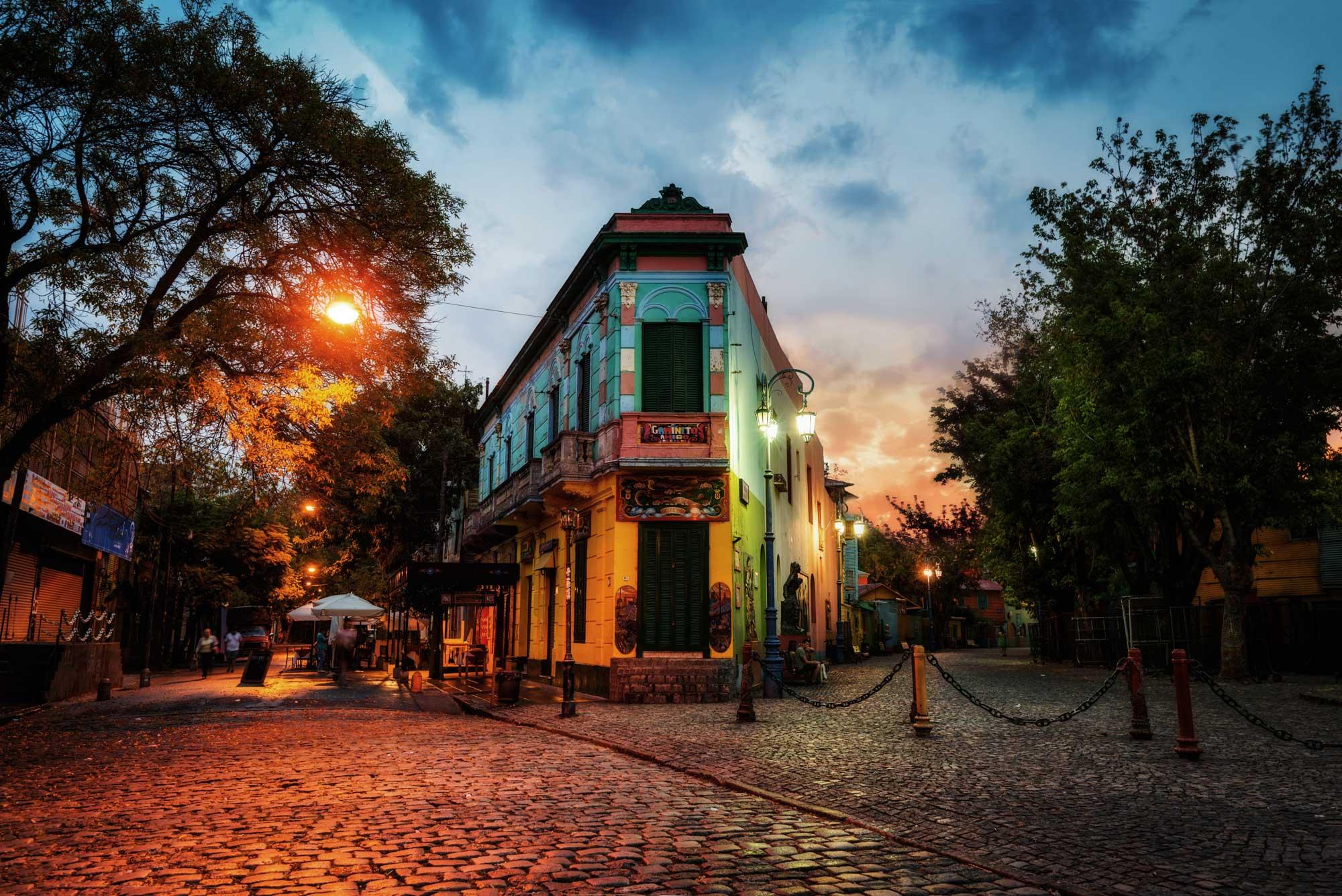 La Boca Argentina