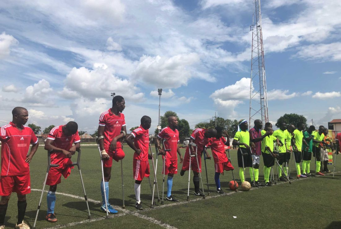Sierra Leone football game