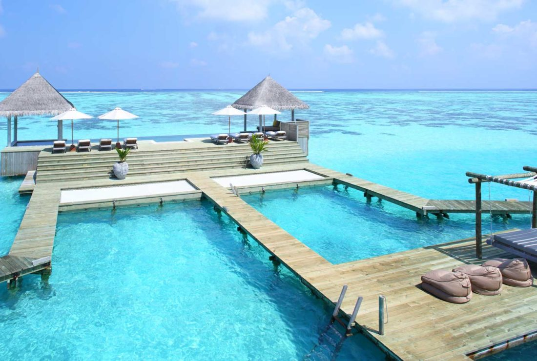 Gili Lankanfushi in the Maldives