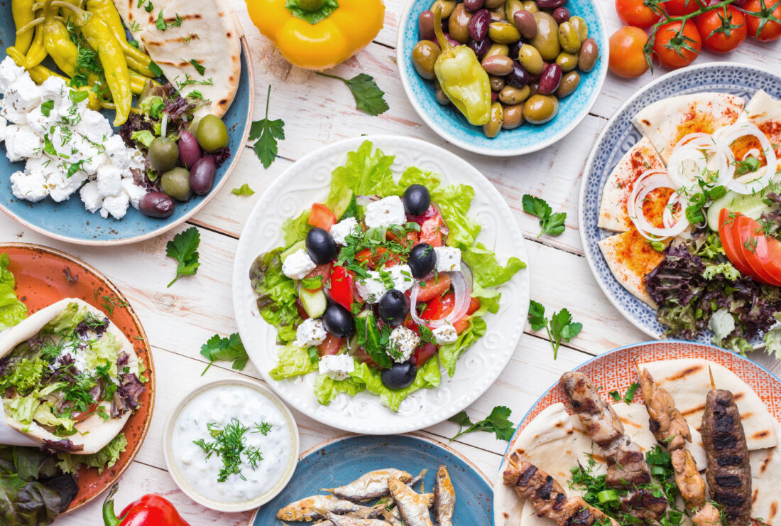 Greek cuisine in Sifnos