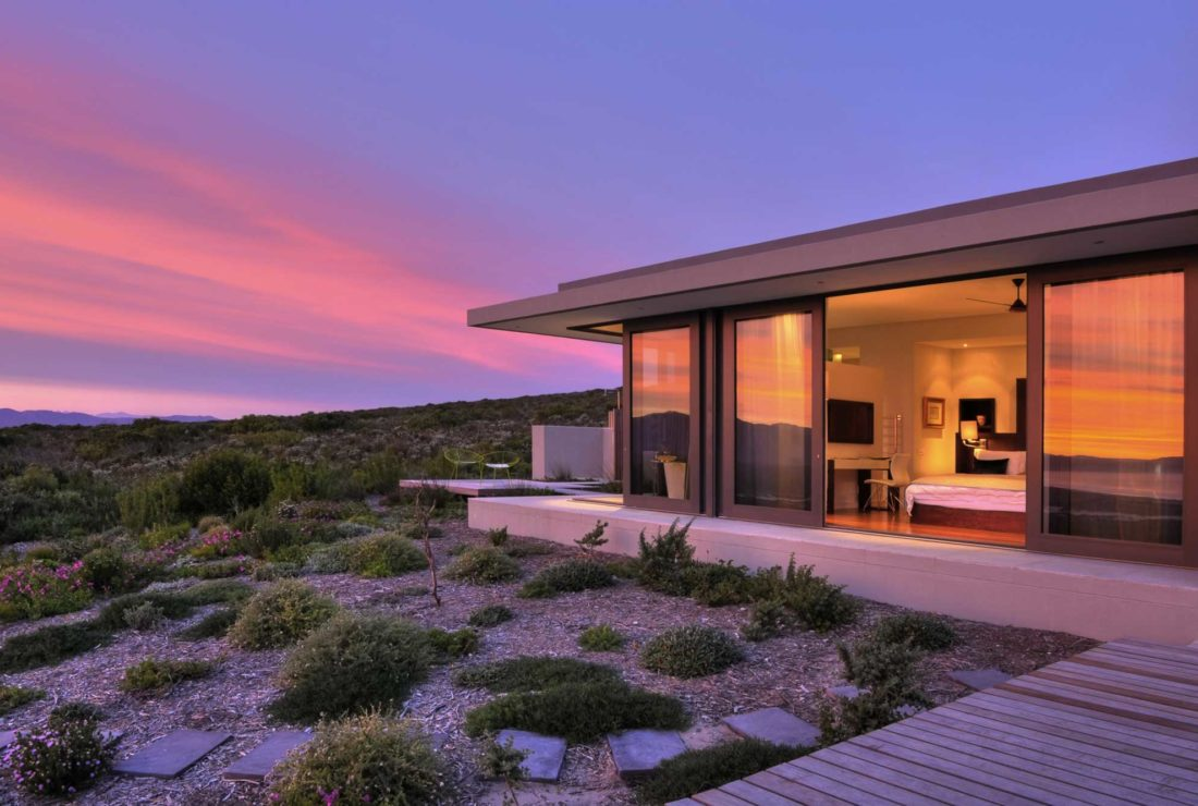 Stay in a villa at Grootbos Private Nature Reserve