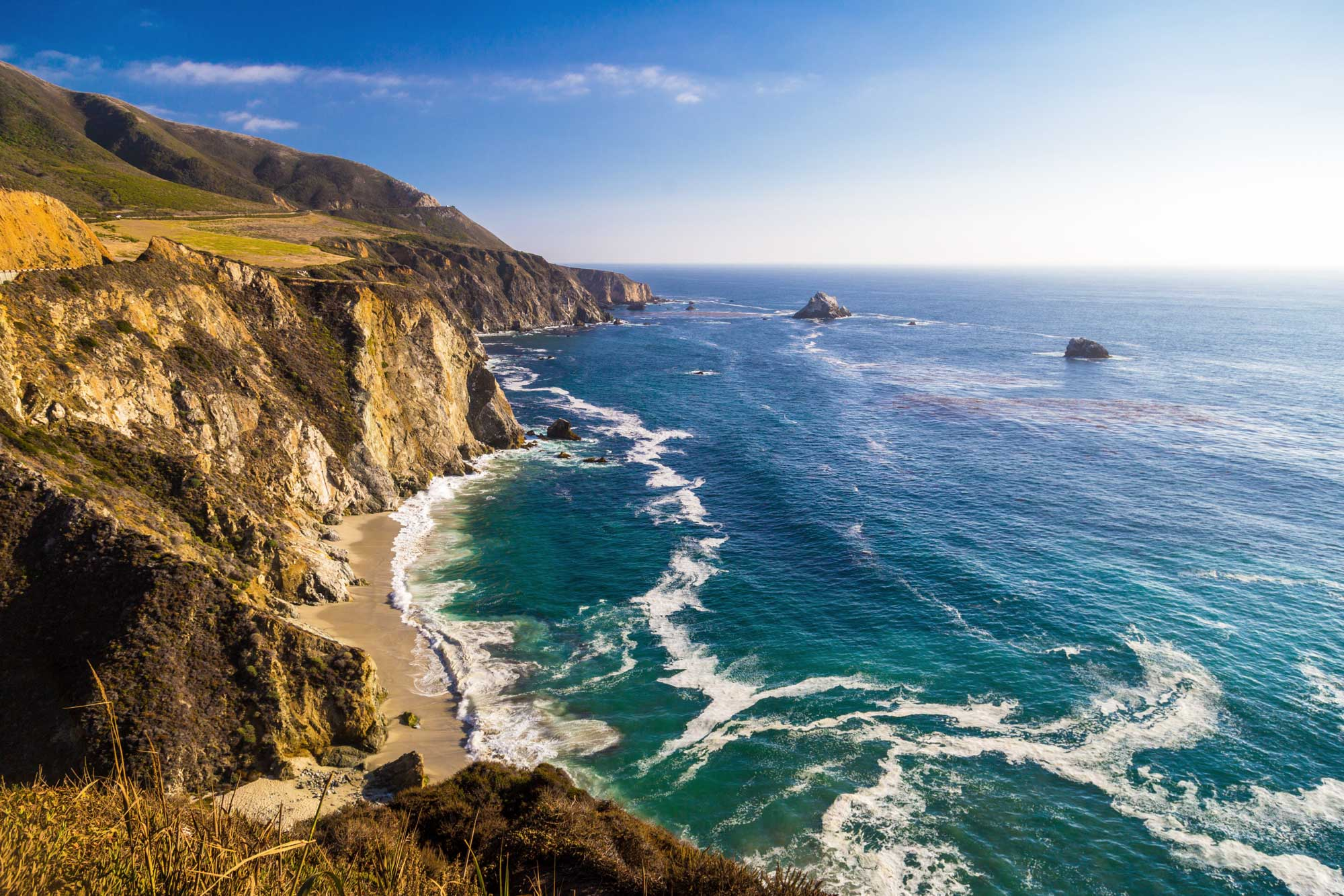 Luxury honeymoons in California