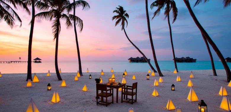 Honeymoons in the Maldives