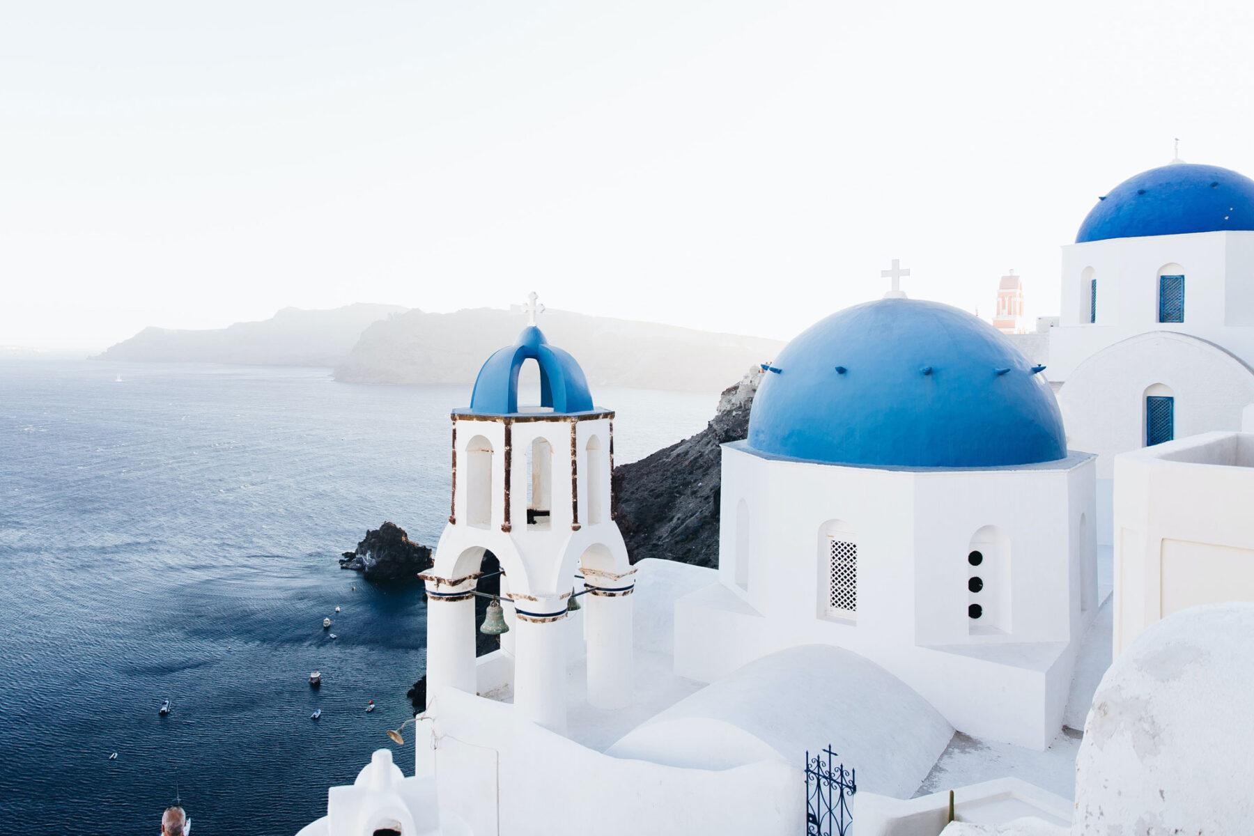 Luxury honeymoons in Greece