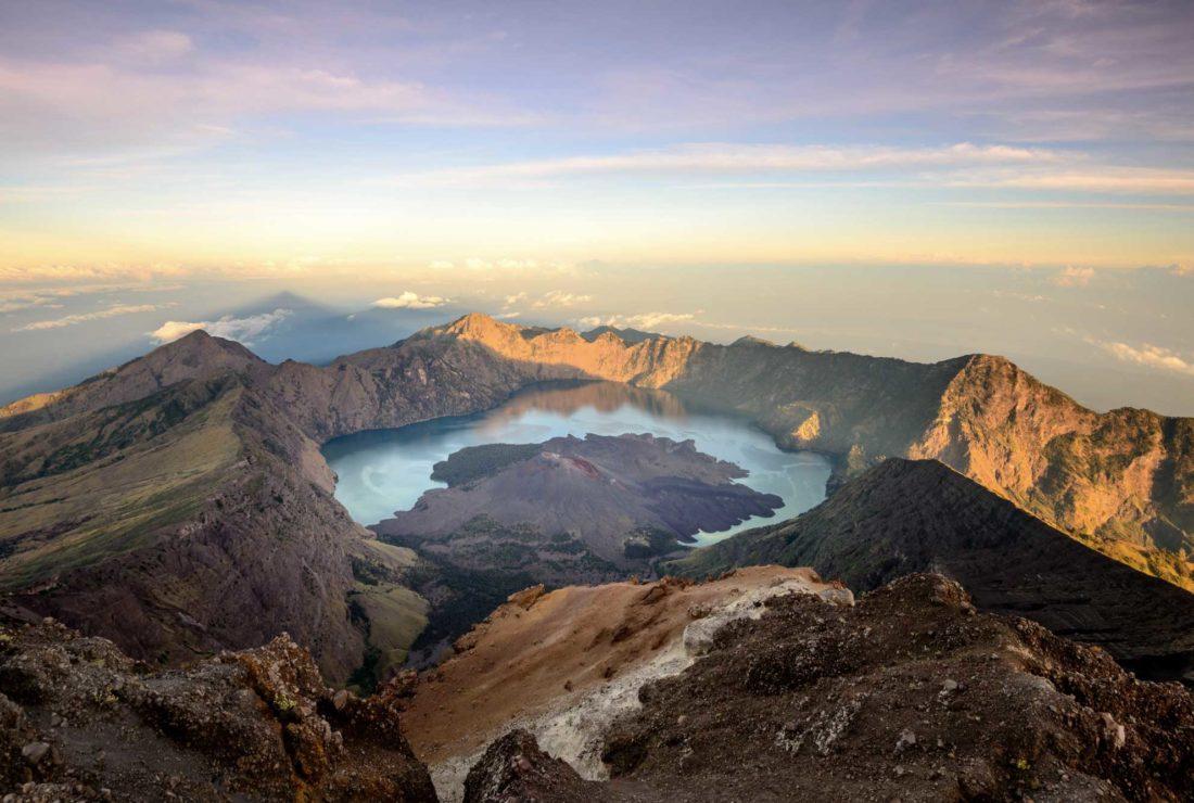 Discover Mount Rinjani