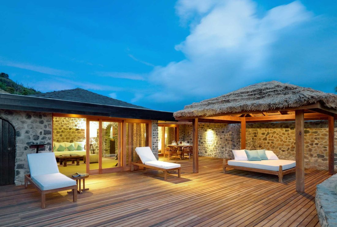 Stay at Petit St Vincent