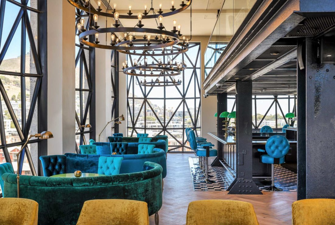 Stay in style at The Silo, Cape Town