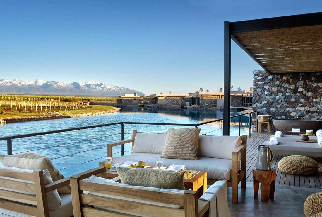 Stay at The Vines, Mendoza