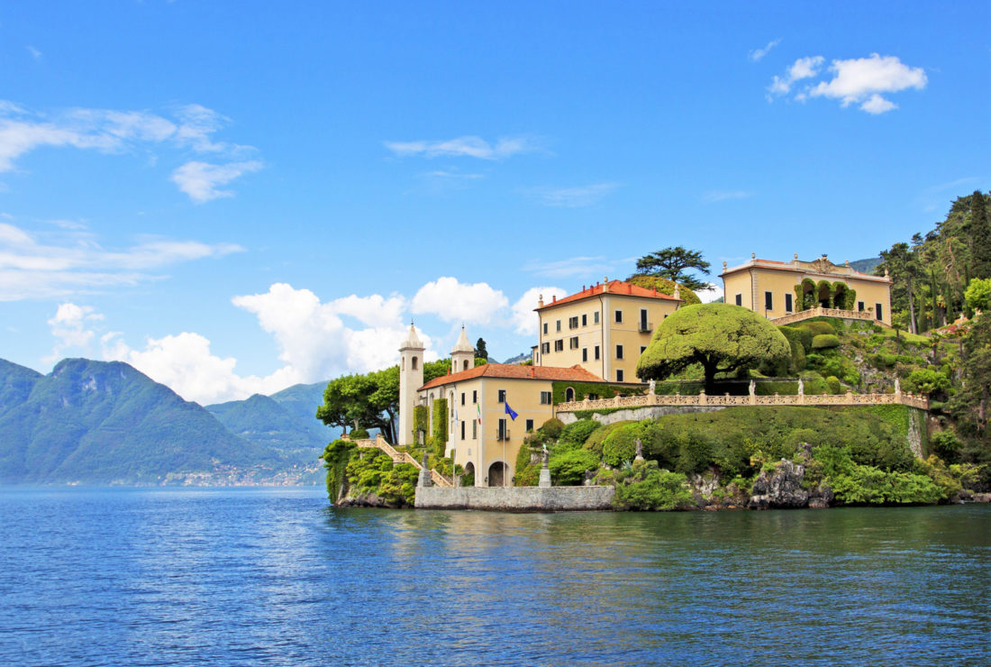 Villa Balbianello, James Bond
