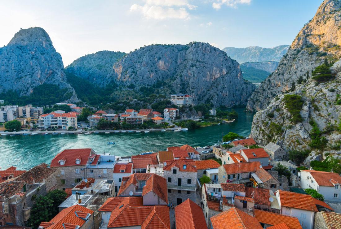 Cetina River Canyon, Croatia