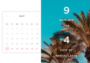 Late May bank holiday