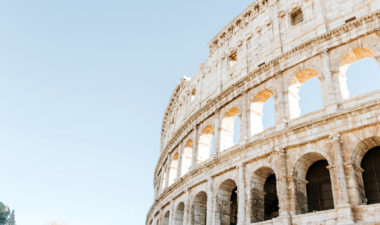 Luxury honeymoon in Rome
