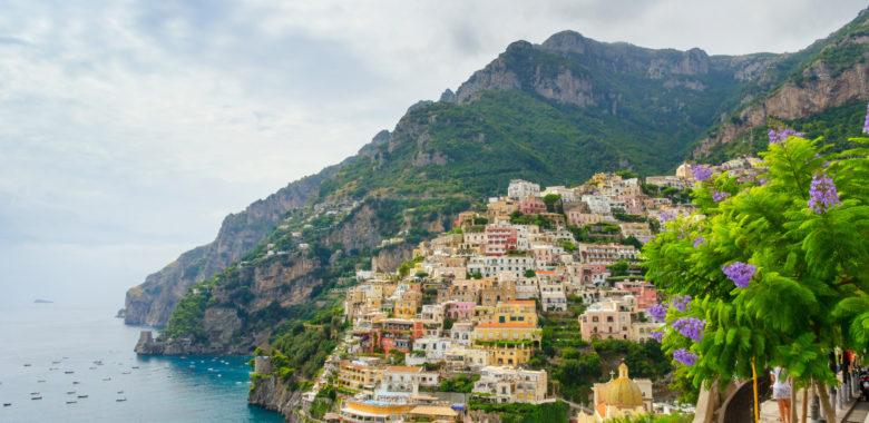 Positano view, Amalfi Coast