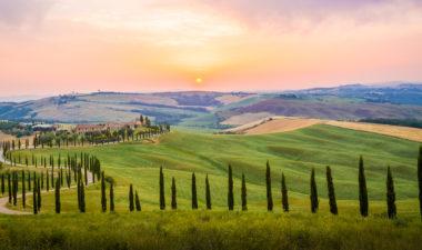 Honeymoon in Tuscany