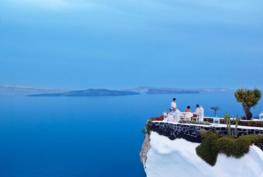 Andronis Luxury Suites in Santorini