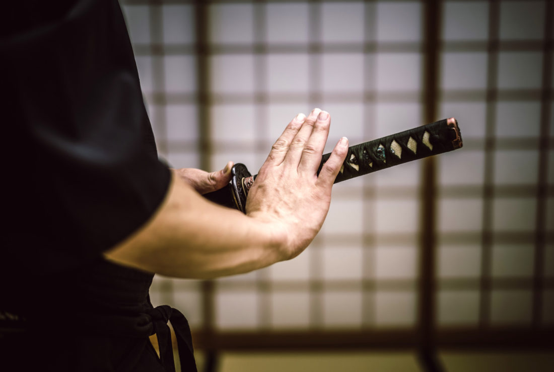 Learn the way of the Ninja in Tokyo