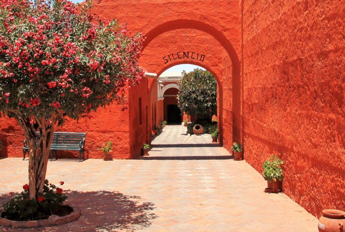 Monastery Santa Catalina in Arequipa