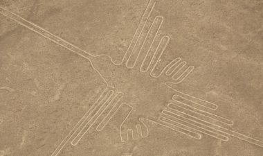The hummingbird geoglyph