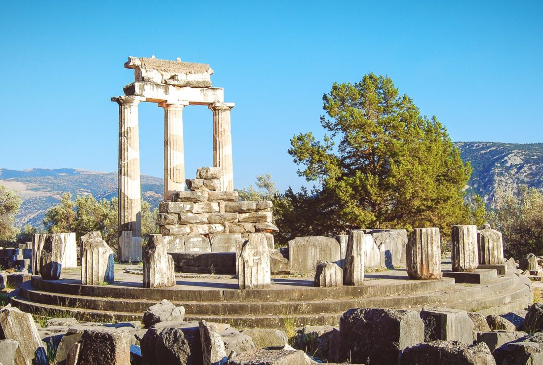 Day tour of Olympia