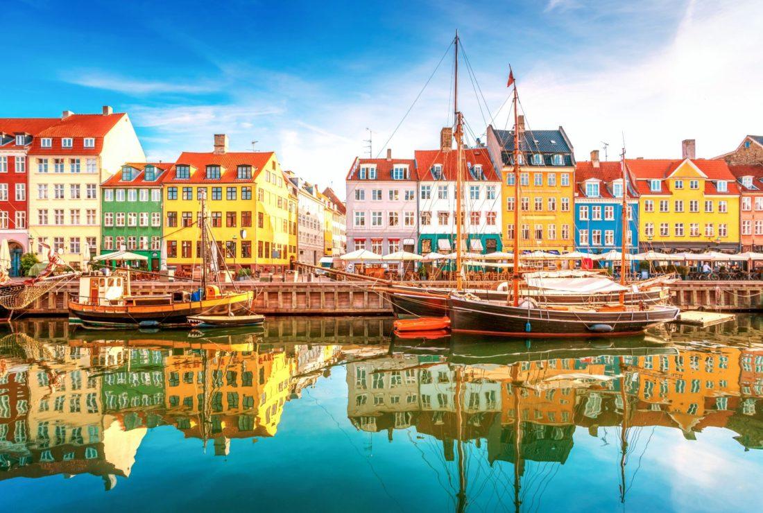 Myhavn Copenhagen Denmark Architecture Canal