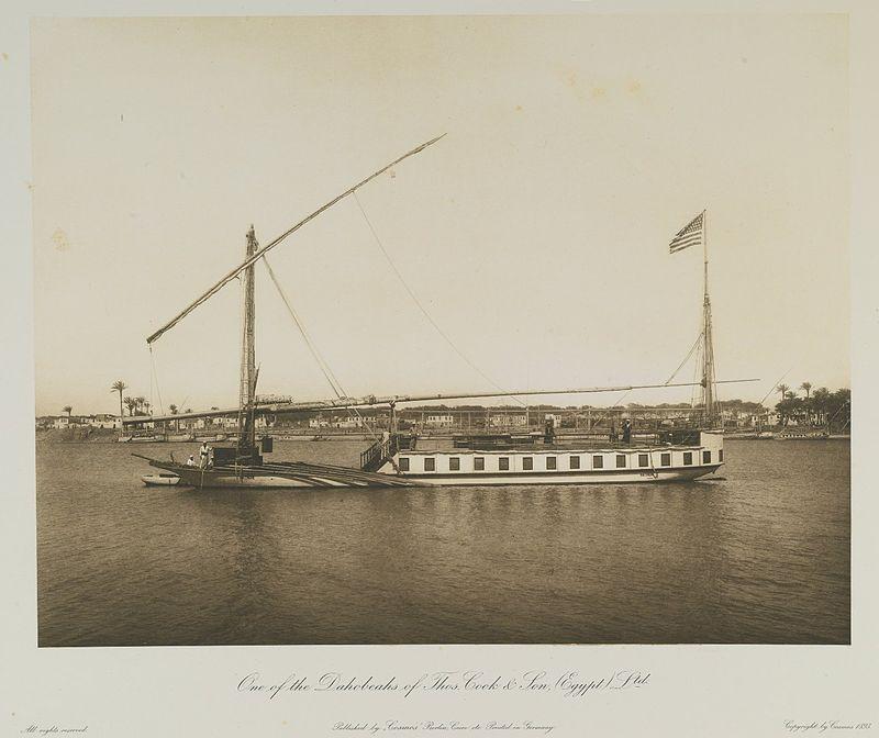 Dahabiya 1893