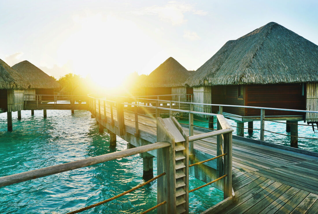 Honeymoon in French Polynesia